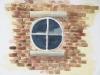 Aquarelle , « La fenêtre des Ateliers C »