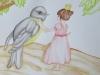 La princesse et l\'oiseau