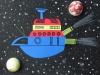 Le vaisseaux spatial