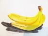 «Les bananes», pastel sec