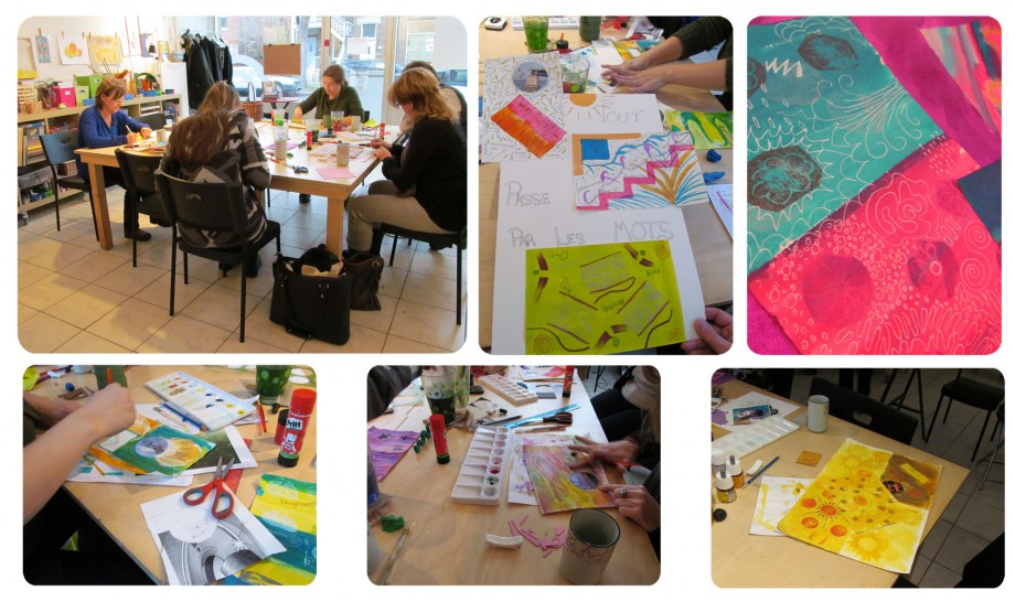 Dreammapping aux ateliers C