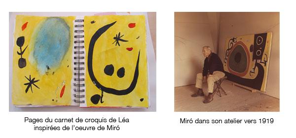 Miro et Léa