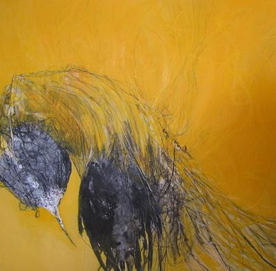 Les ateliers C » Cours de peinture abstraite