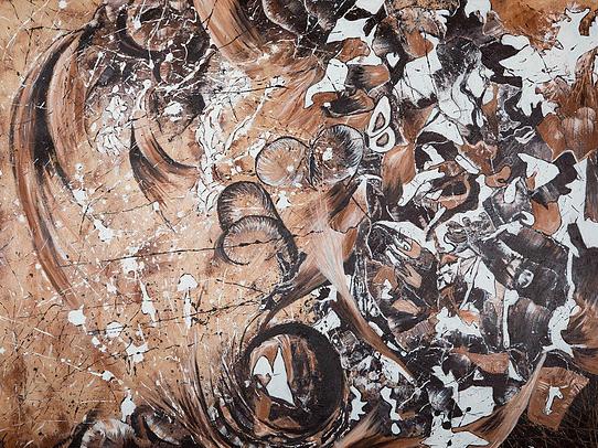 Les Ateliers C Peinture Abstraite Exploration