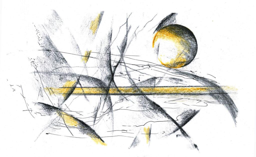 Dessin abstrait